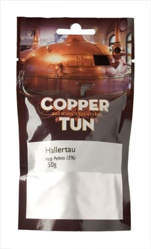 Pellets Hallertau 50g (6.8% Germany)