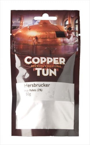 Pellets Hersbrucker 50g (2.7% Germany)