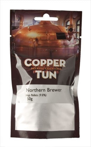 Pellets Northern Brewer 50g (8.2% Germany) (shipping late May)