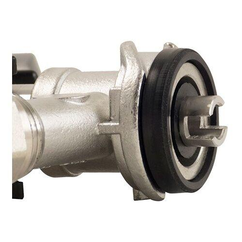 "S-Type Coupler - Full Stainless Steel - duotight 5/8"" to 8mm push in"