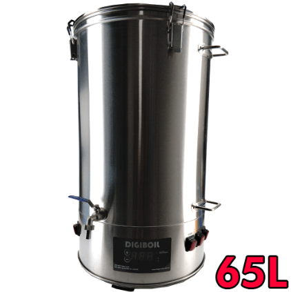 65L Digiboil - Digital Turbo Boiler 3500 Watt