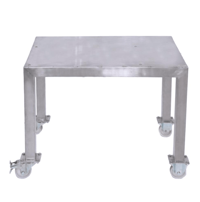 Hydraulic Press Table With Wheels Essential Oils Italian Made Direct Import
