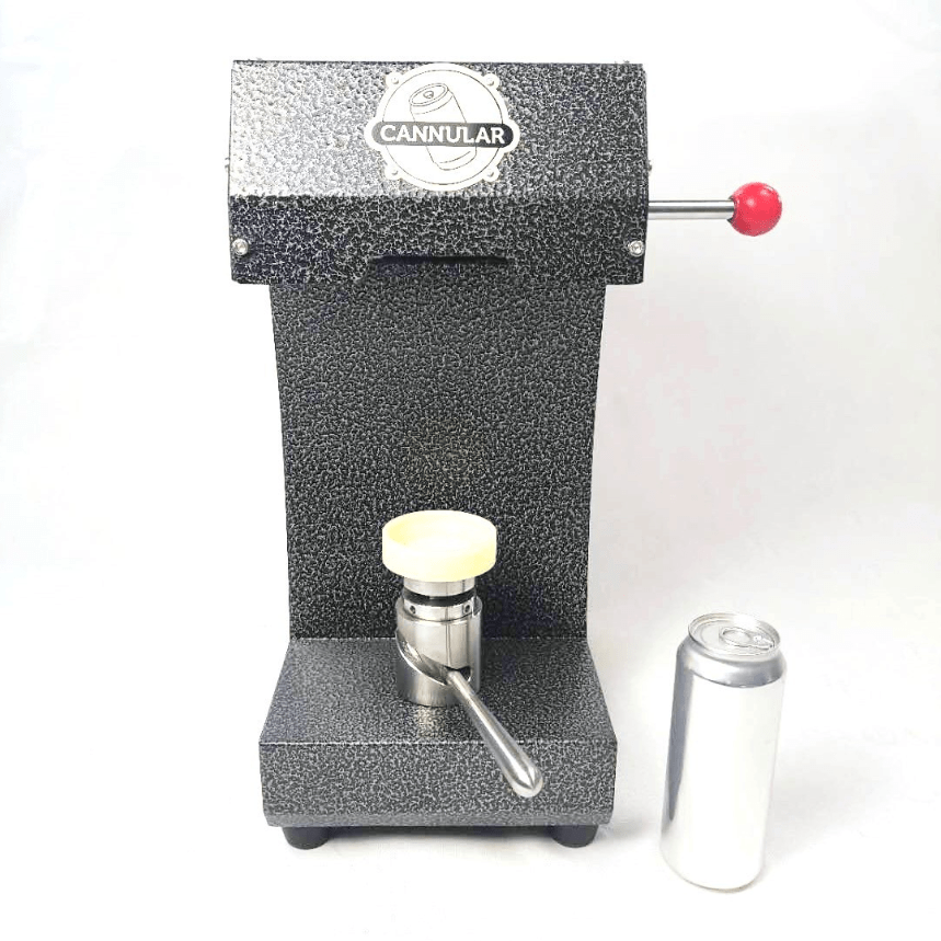 Splash Guard for Manual Cannular Bench Top Can Seamer