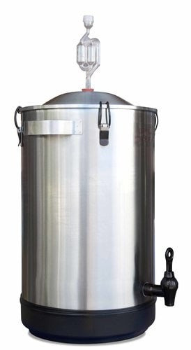 Stainless Steel Fermenter - 25L