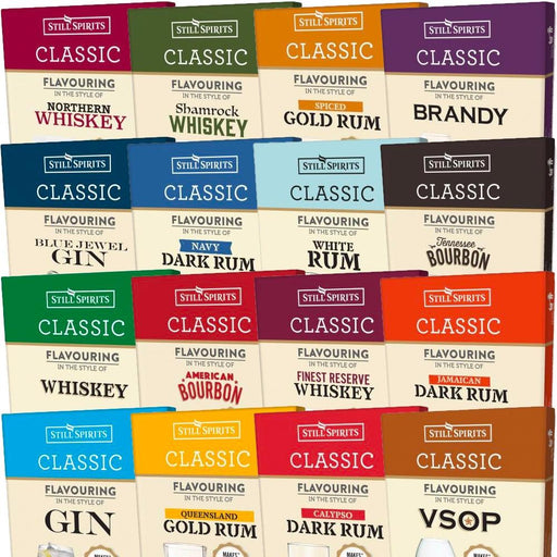 Still Spirits Premium Classic SPIRIT Essences 15x 2.25L Mix & Match Pack