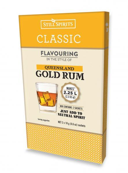 Still Spirits Classic Queensland Gold Rum (2 x 1.125L)