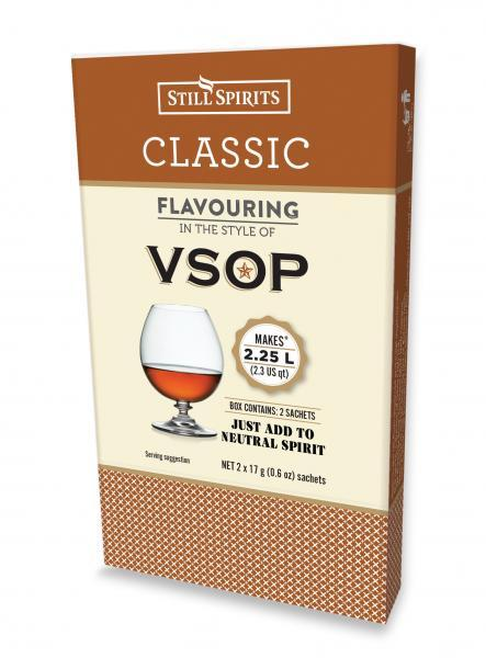 Still Spirits Classic VSOP Essence (2 x 1.125L) (shipping late May)
