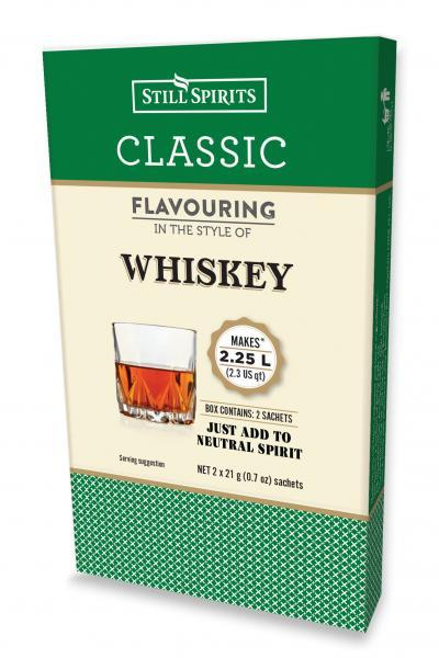 Still Spirits Classic Whiskey (2 x 1.125L)