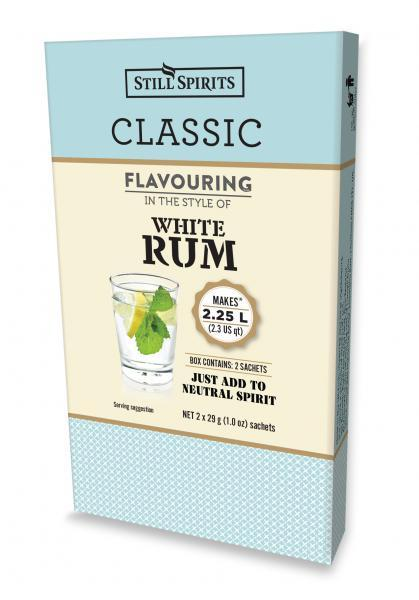 Premium Classic White Rum 2.25L (shipping July)