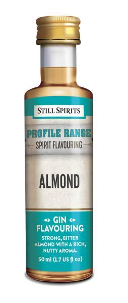 Still Spirits Gin Profiles: Almond