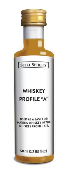 "Still Spirits Whiskey Profile ""A"" 50mL"
