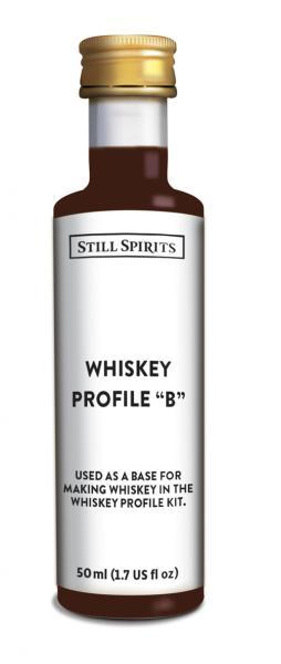 "Still Spirits Whiskey Profile ""B"" 50mL"