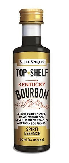 Top Shelf Kentucky Bourbon Essence