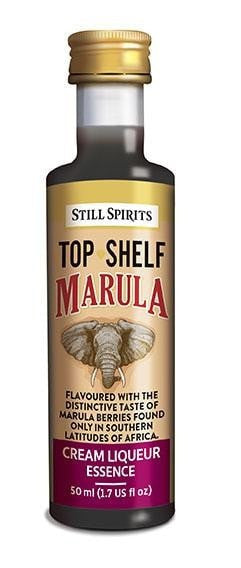 Top Shelf Marula Essence (available for pre-order, shipping date TBC)