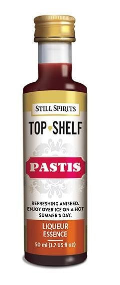 Top Shelf Pastis