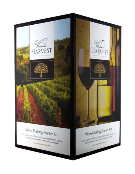 Vintners Harvest Home Winery