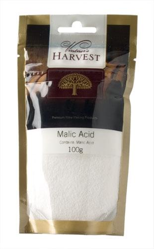 Vintners Harvest Malic Acid 100g (shipping mid November)