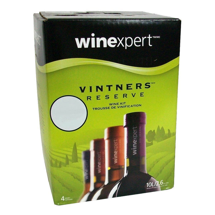 Wine Making Kit Vintners Reserve Shiraz Makes 30 Bottles
