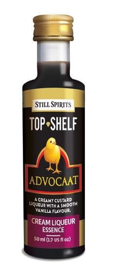 Top Shelf Advocaat Cream Liqueur