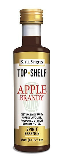 Top Shelf Apple Brandy Essence (shipping early June)
