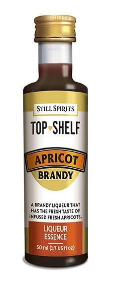Top Shelf Apricot Brandy