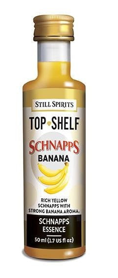 Top Shelf Banana Schnapps Essence (shipping early February)