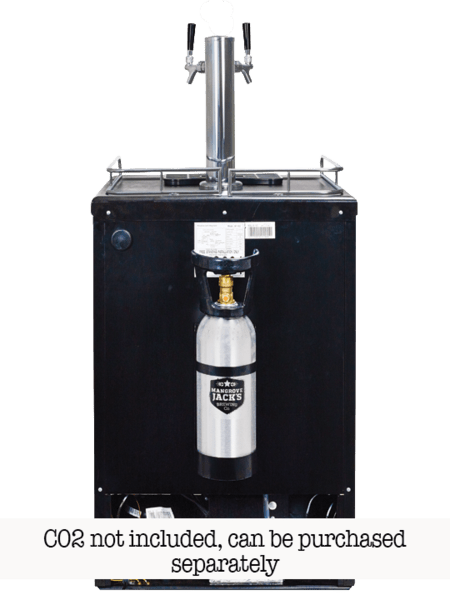 NEW: Mangrove Jack's Kegerator Double Tap 2x Taps (shipping late September)