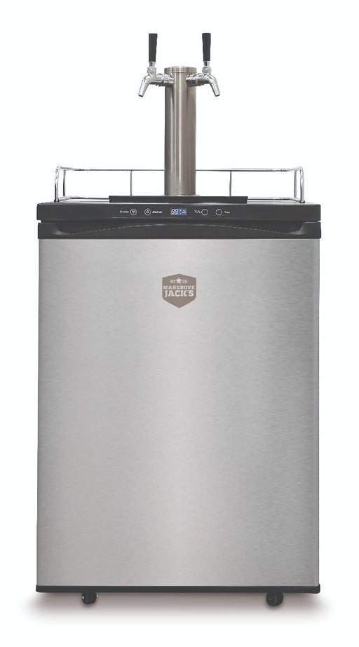 NEW: Mangrove Jack's Kegerator Double Tap 2x Taps (shipping March)