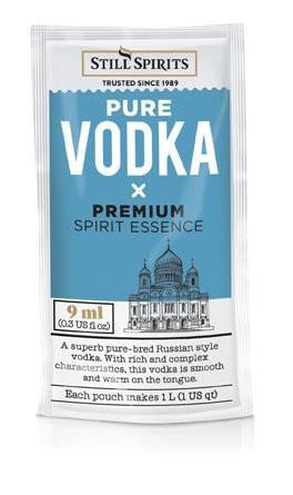 Premium Classic Pure Vodka (makes 1L)