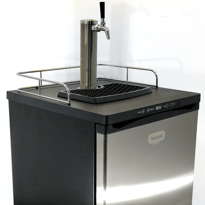 NEW: Kegmaster Series X Kegerator Single Tap 1x Tap PREMIUM BUNDLE for 50L Commercial Keg (shipping early October)