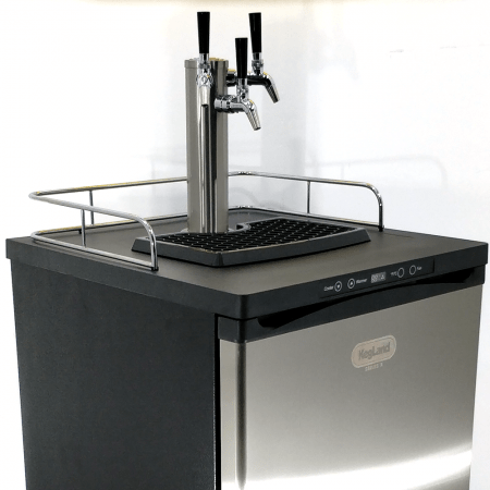 NEW: Kegmaster Series X Kegerator Triple Tap 3x Taps (shipping early October)