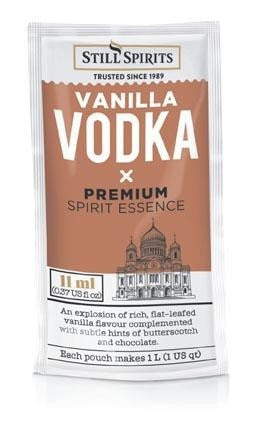 Premium Classic Vanilla Vodka (makes 1L)