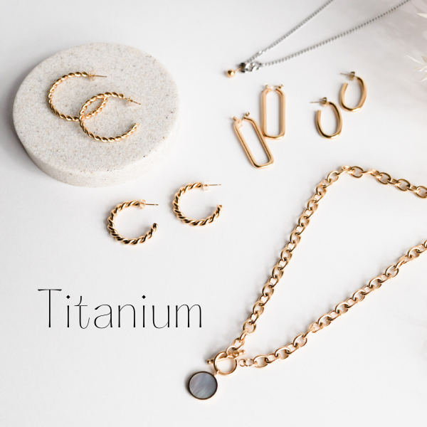 titanium jewellery care