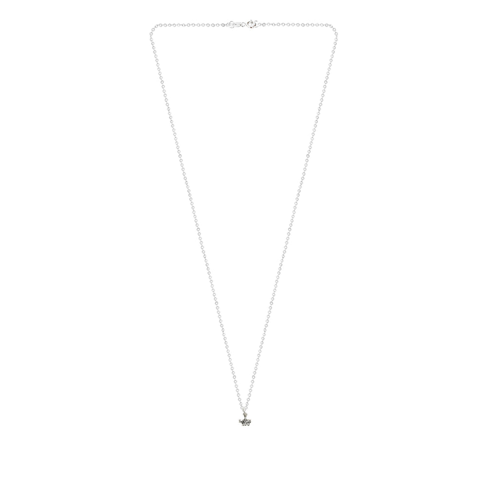 Sterling Silver Love Necklace, P.S. I Love You