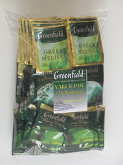 Green Tea Value Pack, 75 tea bags