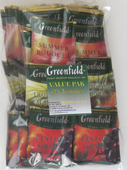 Herbal Tea Value Pack, 100 tea bags