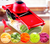 Multifunction Kitchen Slicer - 6 Blades