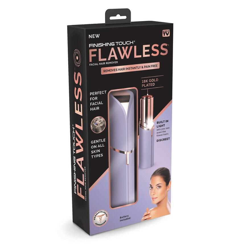 Flawless Facial Hair Epilator