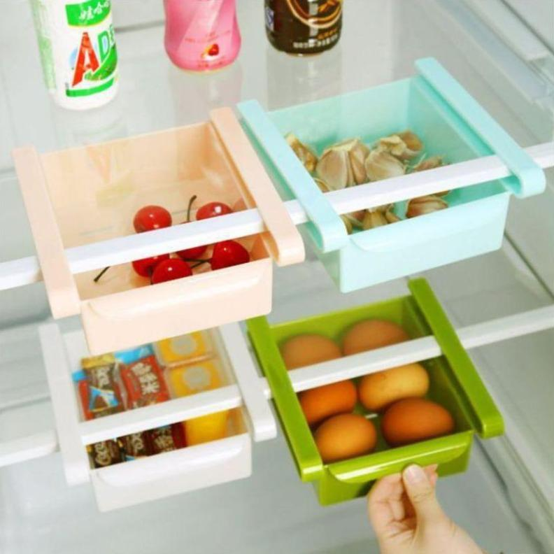 Refrigerator Storage Rack (Pack Of 4)