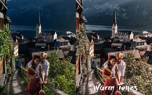 The Europe Summer Collection - DESKTOP PRESETS