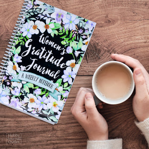 Daily Gratitude Journal for Teen Girls and Women for Christian Gifts