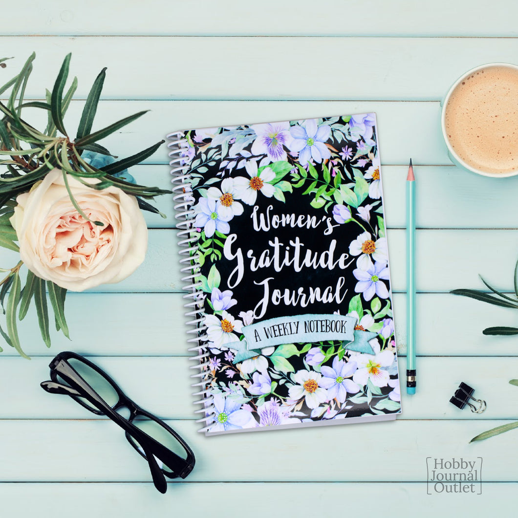 Womens Gratitude Journal to Write in