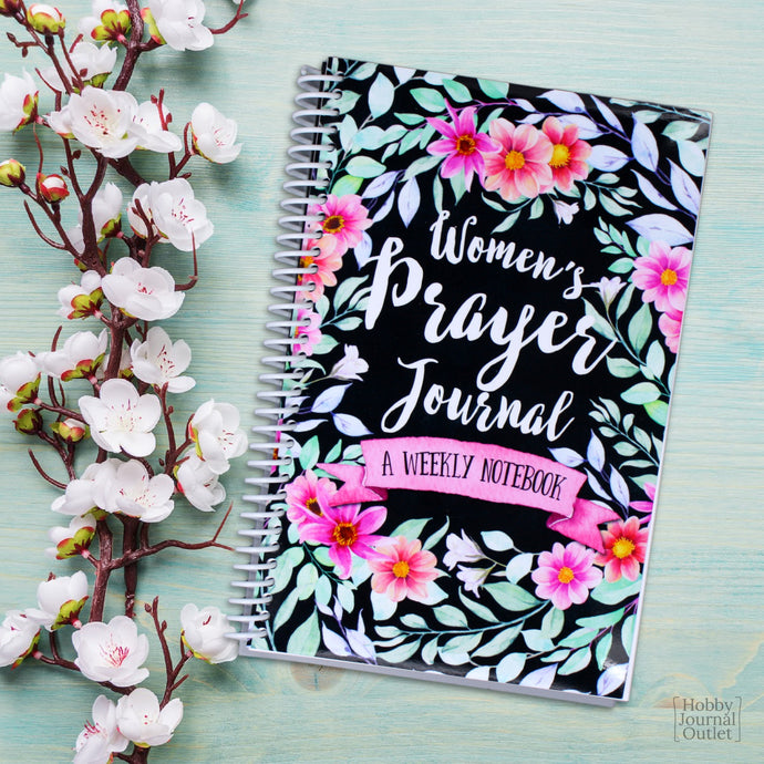 Prayer journal for women christian gift for mom