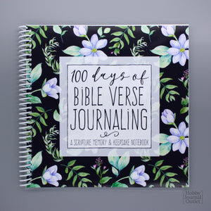 Premium Quality Made in the USA Spiral Bound Journal for Scripture Devotionals