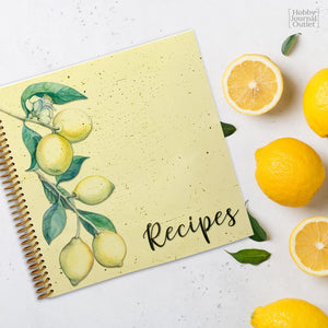 Lemon Kitchen Decor Gift for Women