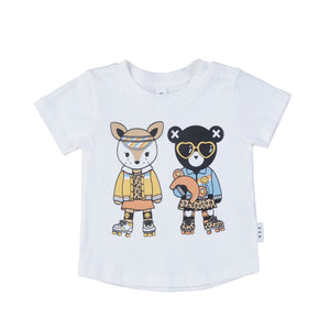 Toddler Skater Girl T-Shirt