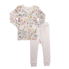 Load image into Gallery viewer, Toddlers Pajamas Savanna