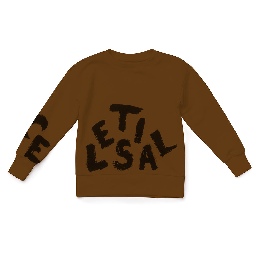 Children's Terry Sweatshirt