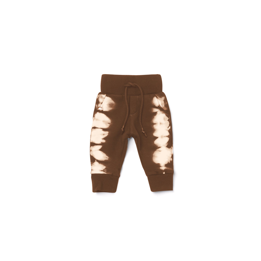 Infant Terry Sweatpants Tie Dye