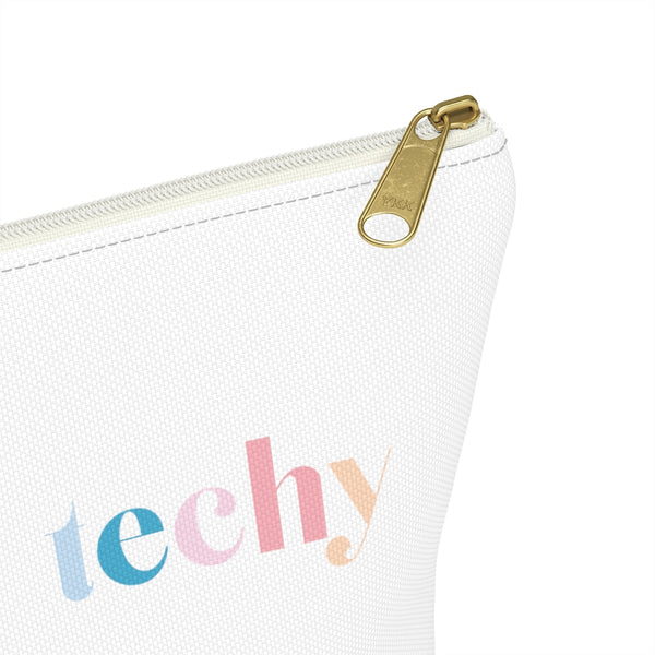 Gettin' Techy Pouch w T-bottom